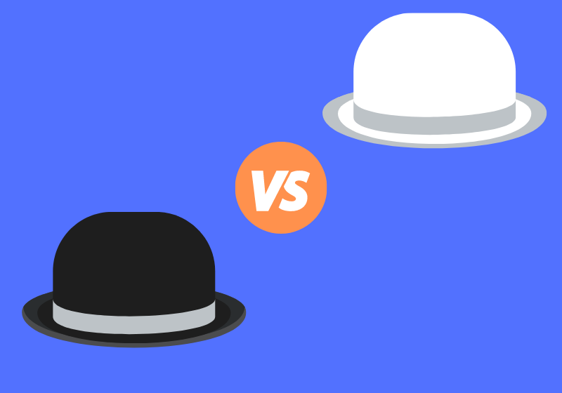 Black Hat vs White Hat SEO: What's the Difference?